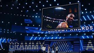 Grammy Stars React to Kobe Bryant Death