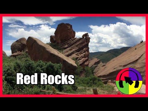 [GW14er Denver] Red Rocks Geocaching