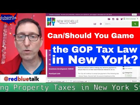 Prepaying Your Property Taxes in New York: More Info