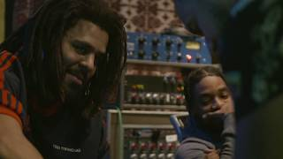 Revenge Documentary Bonus: T-Minus shows J. Cole how it's done