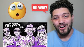 WHAT'S POPPIN REMIX?! JACK HARLOW, DABABY, TORY LANEZ & LIL WAYNE ALL ON ONE SONG! *FIRE REACTION!*