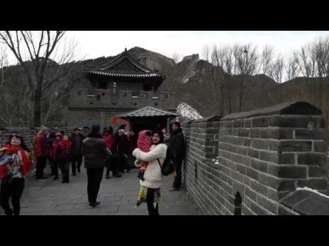 Great Wall of China Tour by K M IFTEKHAR of Bangladesh (PaymentBD.com)