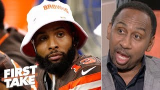 The Browns haven't done a thing yet! Nothing! - Stephen A. defends his Steelers | First Take