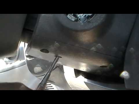 Replacing a wounded Ford 8-cut Ignition