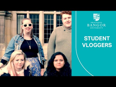 Get Ready for University - Student Vloggers