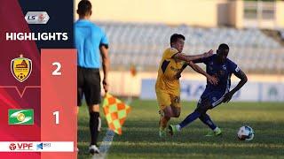 Highlights   Quảng Nam FC - SLNA   Kịch tính bàn thắng phút cuối cùng   VPF Media