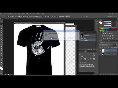 How to remove background or make it transparent in Photoshop #3