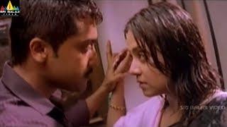 Nuvvu Nenu Prema Movie Scenes | Surya and Jyothika Scene | Sri Balaji Video