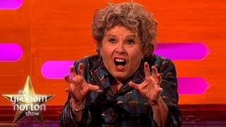 Imelda Staunton Had A Live Duet With A Mouse | The Graham Norton Show