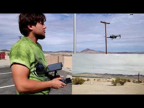 DJI Mavic Pro 1.6 Mile Range Test 7000 feet California