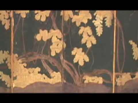 Conservation of Japanese Screen Paintings,