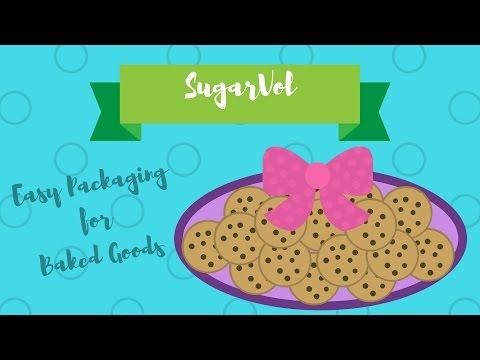 Easy Packaging for Baked Goods