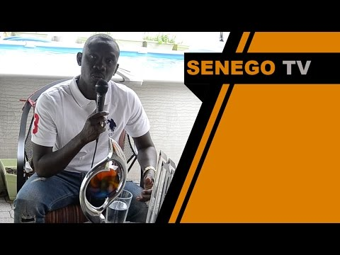 Senego TV: Itv avec Pape Diouf depuis les Usa
