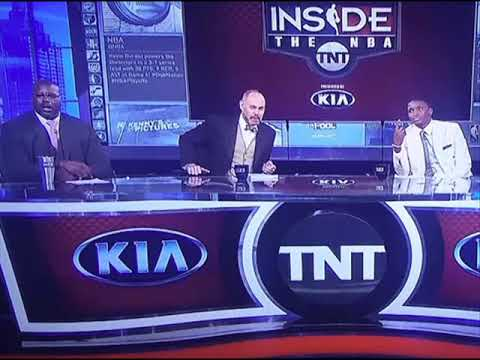 Shaq Under The Effects Of MK Ultra - God Help Us All
