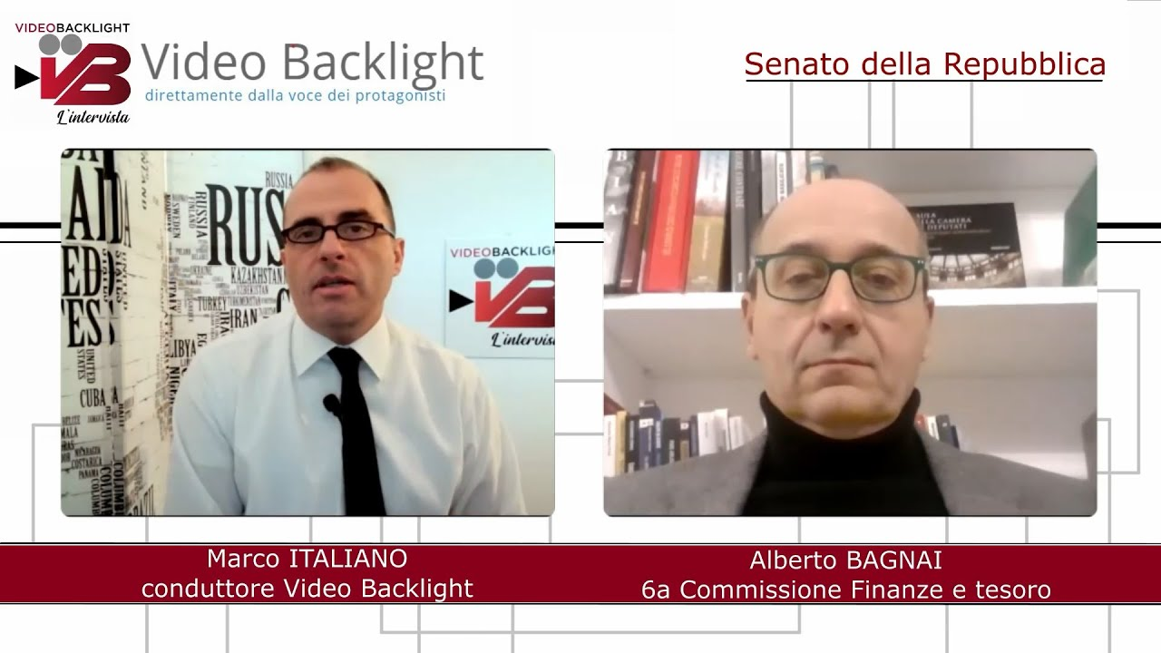 VB: Sen. Bagnai su Legge di Bilancio, Recovery Fund e MES