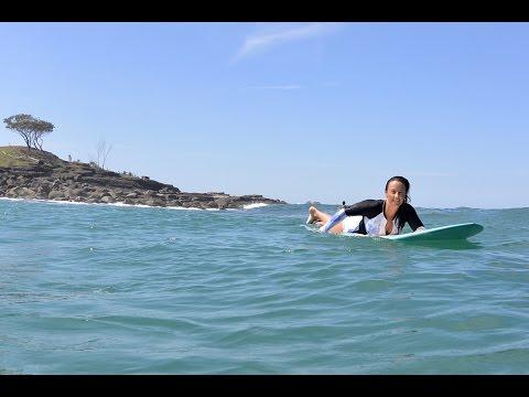 How To Surf: Alternative Pop-Up Technique, Common Errors & Corrections 3/3 -