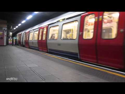 London Underground at Euston Square | March 2015