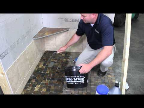 Grout Release Application Tips From The Tile Shop - Tile Installation