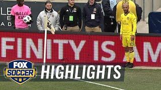 Philadelphia Union vs. Columbus Crew SC | 2018 MLS Highlights