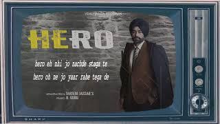 Hero Official Song | Tarsem Jassar | Latest Punjabi Songs 2018 | Vehli Janta Records