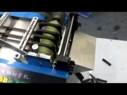 Automatic Flexible Hose/Tube/Foam Tube Cutting Machine