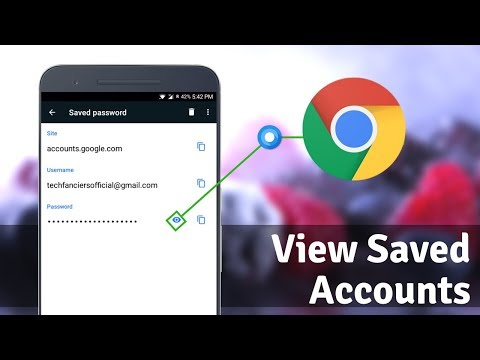How to view saved password in chrome android - [New Useful Update]