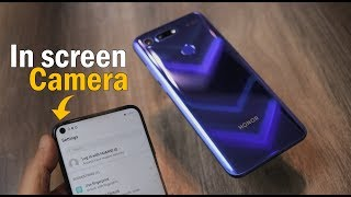 Download Honor view 20 unboxing and first impression (Hindi) World's First In Screen Camera and more Video