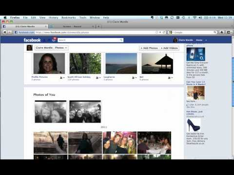 Facebook Privacy settings with new Timeline