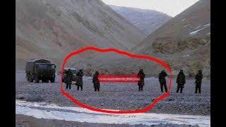 【中國】解放軍從中印邊界退100公尺? 陸軍方回應了