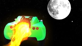 MISSION IMPOSSIBLE: FLY TO THE MOON! (GTA 5 Funny Moments)