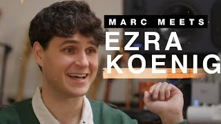 Download Vampire Weekend's Ezra Koenig on why he never made it as a rapper Video