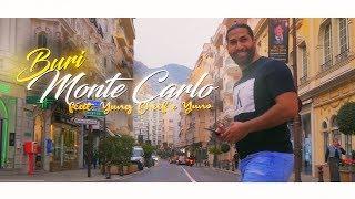 BURI - Monte Carlo feat. Yuno & Yung Cheef (Official Musikvideo)