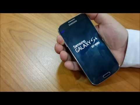 [PL] Samsung Galaxy S4 - Tryb Recovery mode - Jak wejść