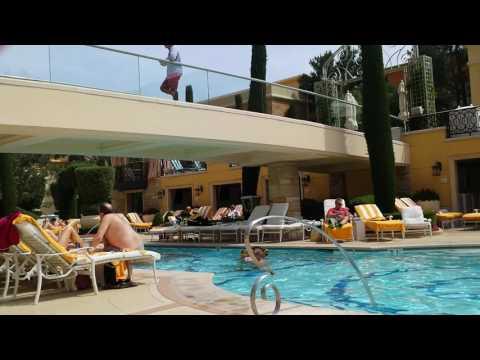 Wynn Las Vegas Pool 2017!