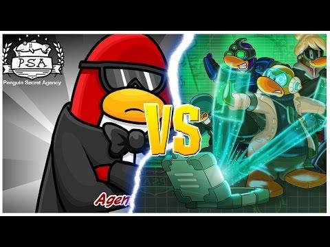 Club Penguin: EPF vs.  PSA