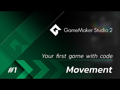 GameMaker Studio 2: Your First Game (GML) - Part 1