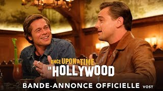 Once Upon A Time In... Hollywood - Bande-annonce Officielle - VOST