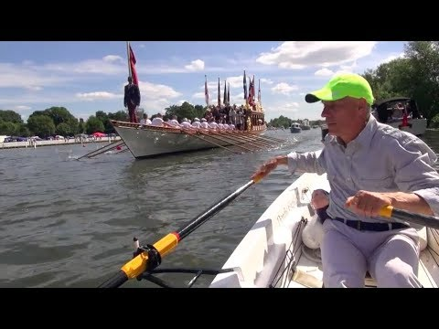 3 Twins in a Boat: Nordic Explorer at Henley Royal Regatta