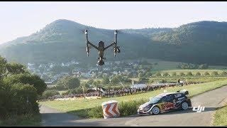 WRC - DJI - ADAC Rallye Deutschland 2018