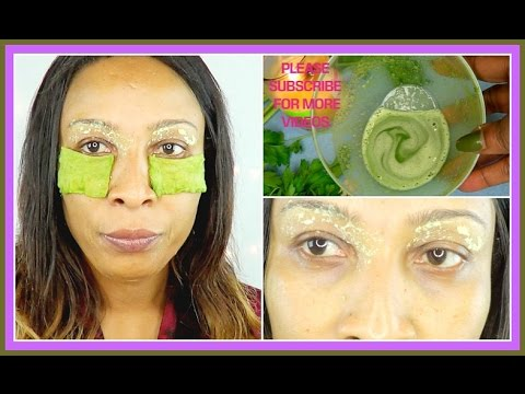 A POWERFUL TREATMENT FOR DARK UNDER EYE CIRCLES, PUFFINESS, EYE BAGS, LINES +WRINKLES |Khichi Beauty