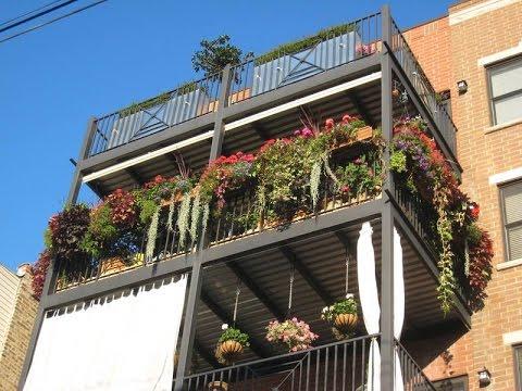 [Apartments Gardening] *Apartment Container Gardening Ideas*