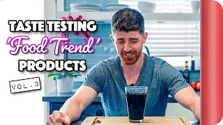 Taste Testing the Latest Food Trend Products Vol. 3