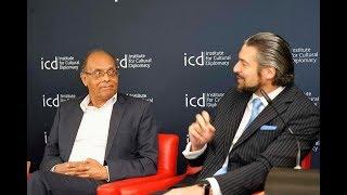 Moncef Marzouki (President of Tunisia 2011-14) Speaks about the Coronavirus & Global Health Security
