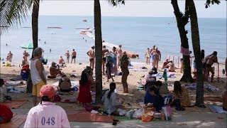 30% less Western Tourists in Pattaya and Phuket
