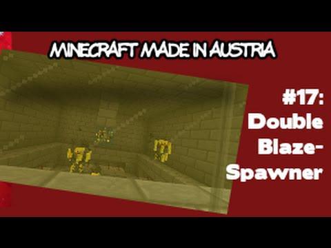 Double Blaze Spawner [Minecraft Singleplayer #17]