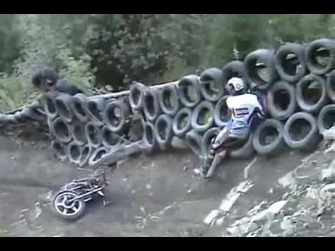 video lucu naik motor