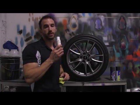 Keep Plasti Dip Off Your Tires - Tutorial