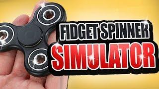 The Fidget Spinner Simulator.