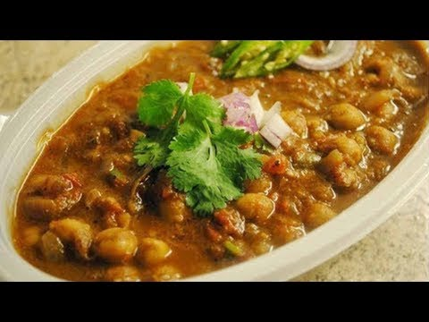Aloo Chole Recipe By Sanjeev Kapoor | Aloo Chole Recipe In Hindi | आलू छोले की सब्जी