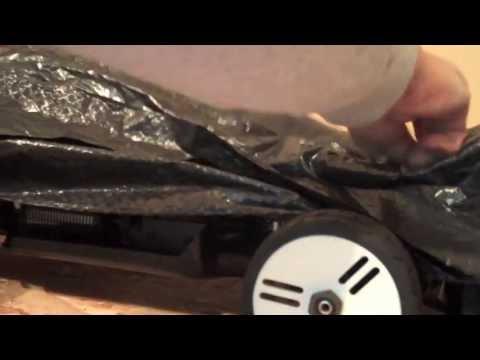 How to fiberglass a RC car shell OFNA GTP2e